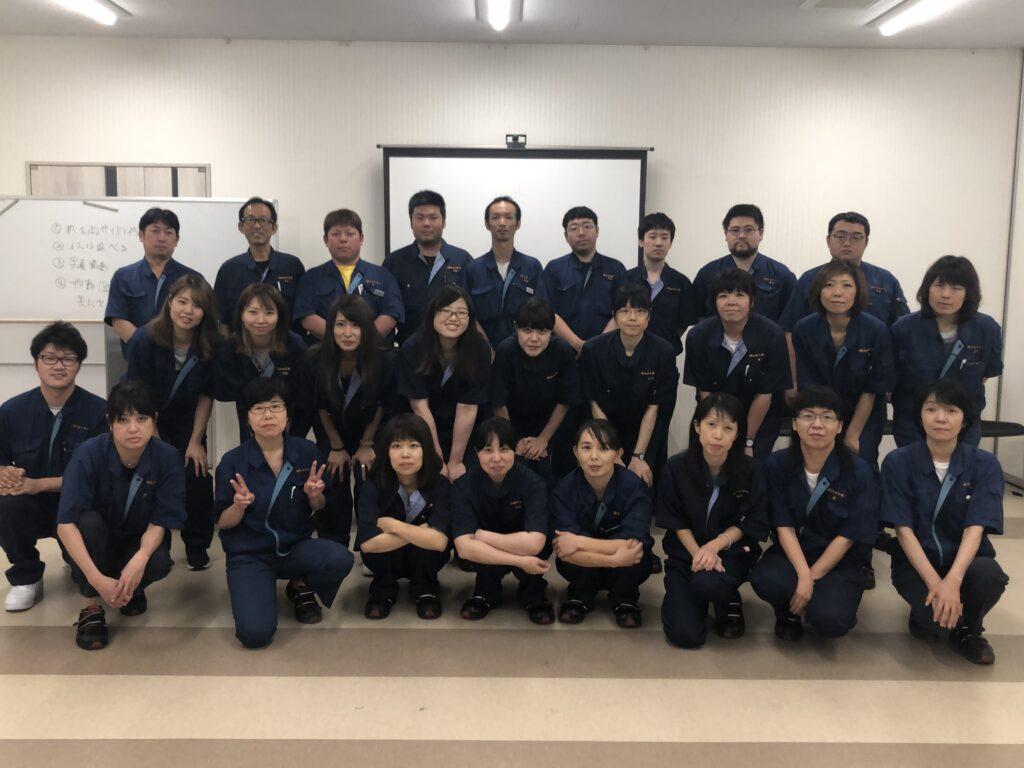 滝野・社営業所 5S発表会・勉強会