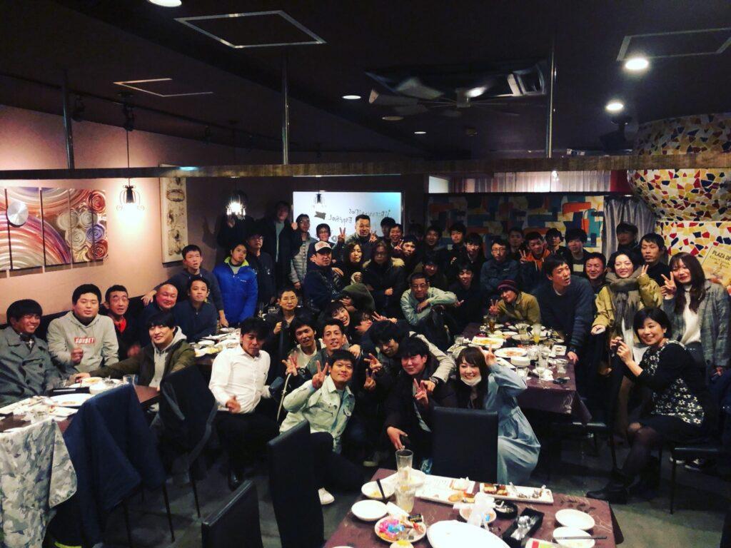 2019年明石営業所大忘年会